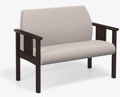 750lbs Cap. Bariatric Furnishings, Big And Tall Furniture ...