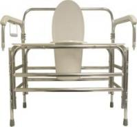 Big and Tall Equipment: Big and Tall Bedside Commodes