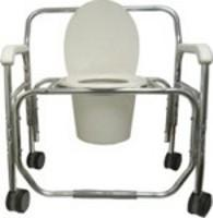 Big and Tall Equipment: Big and Tall Shower/Commode Chair