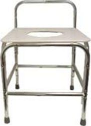 Big and Tall Shower Stool, Heavy Duty, Over Sized, Bariatric
