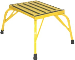 Big and Tall Equipment: Big and Tall Step Stool