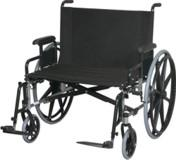 Big and Tall Equipment: Big and Tall Wheelchairs