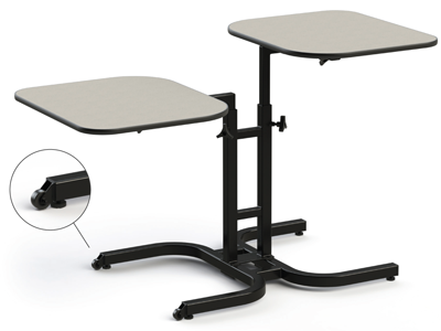 Adjustable Table 2-person