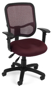 healthcare computer chair