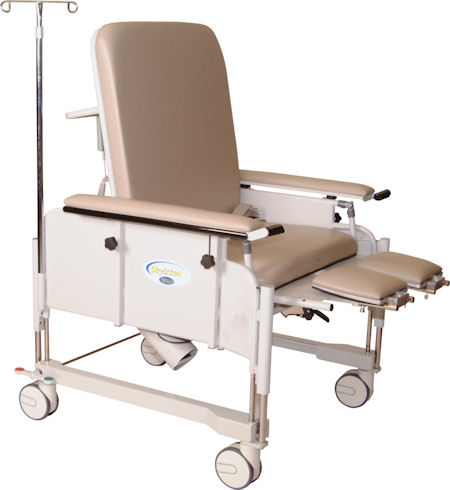 Big and Tall Equipment: Big and Tall Stretcher Chair